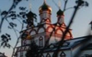 Варницы. Троице-Варницкий монастырь