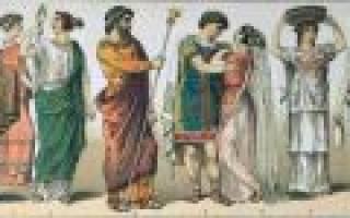 Боги рима и греции. Боги древнего Рима – кто они