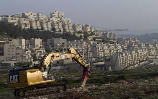 Поселения евреев в палестинских земле. Почему израиль продолжает строить поселения на западном берегу