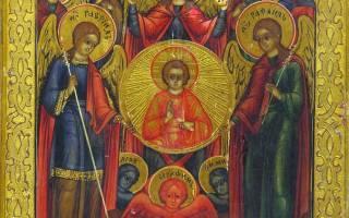 Кто такой архангел? Ангелы и архангелы — в чем разница? Система ангельской иерархии. Православие: имена архангелов и их предназначение