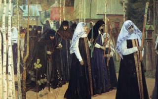 Вождем старообрядцев был. Церковный раскол XVII века на Руси и старообрядчество
