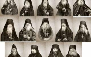 Утренние молитвы оптинских старцев на каждый день. Вечерние молитвы оптины