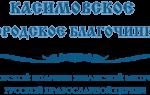 Священноисповедник сергий касимовский и его завещание. Протоиерей Сергий Правдолюбов — хранитель веры