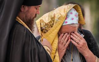 Расплакалась в церкви почему. Почему в церкви хочется плакать