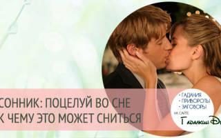 К чему снится поцелуй с парнем согласно соннику? «Сонник Поцелуй с парнем приснился, к чему снится во сне Поцелуй с парнем.