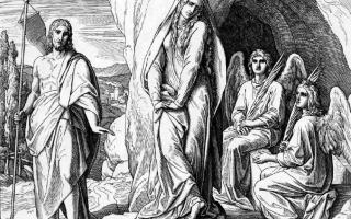 Евангелие от иоанна 20 глава читать славянский. Обстоятельства, в которых писал иоанн