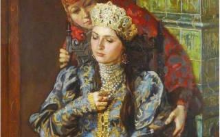 Судьба ксении годуновой. Ксения Борисовна Годунова-русская царевна
