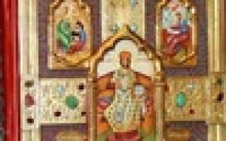Святой преподобный андрей критский. Фильмы о Великом посте