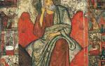 День Ильи-пророка: история, приметы и традиции праздника. Преподобный Авраамий Галицкий