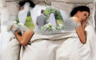 Что значит во сне выйти замуж. Что означает выходить замуж во сне замужней женщине? Различные трактовки сна