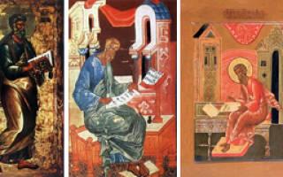 Толкование евангелия от матфея 18 глава. Взаимные отношения Евангелий