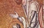 Икона введение богородицы во храм. Введение во храм Пресвятой Богородицы: иконография, иконы, картины