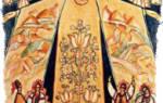 Богиня плодородия макошь. Макошь — славянская богиня вселенской судьбы