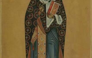 Кирилл ii туровский. Последний период земной жизни святителя
