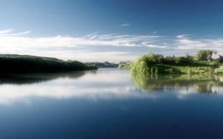 К чему часто снятся водоемы. К чему снится водоем с чистой водой