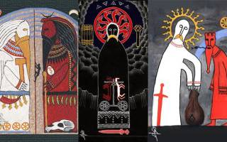 Языческая религия славян. Нужна помощь по изучению какой-либы темы? Верования и боги древних славян
