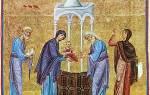Что означает сретение господа нашего иисуса христа. Что за праздник сретение господне и как его правильно отмечать