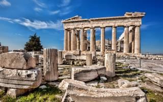 Что нужно знать о величайшем храме Афин Парфеноне? Где находится Парфенон.